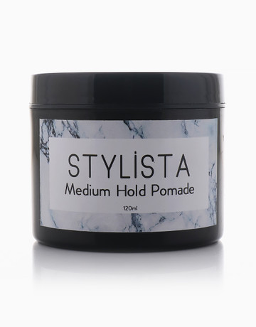 Styling Pomade: Medium Hold by Stylista Hair Essentials