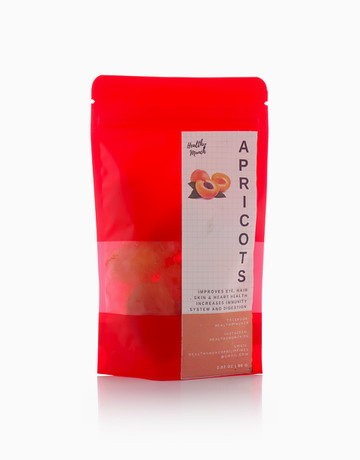 Dried Apricots (80g) by Healthy Munch