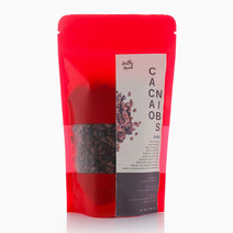 Raw Cacao Nibs (100g) by Healthy Munch