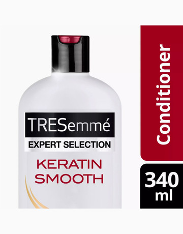 Keratin Smooth Conditioner 340ml by TRESemmé