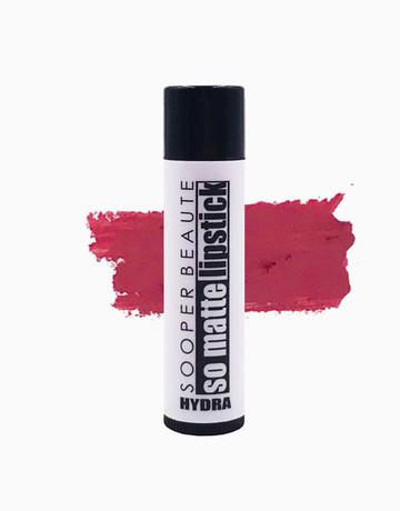 So Matte Lipstick (HYDRA) by Sooper Beaute