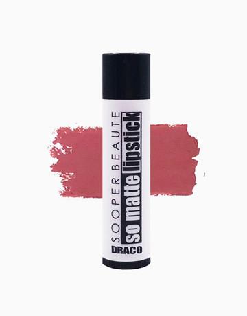 So Matte Lipstick (DRACO) by Sooper Beaute