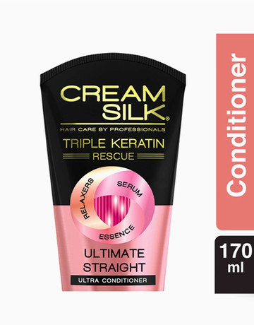 Ultimate Straight (170ml) by Cream Silk