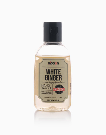 Ginger Hand Wash (50g) by Nippon Esthetic Philippines