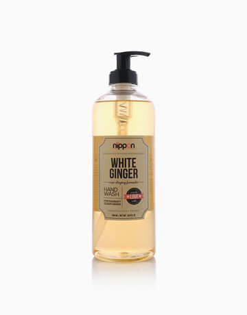 Ginger Hand Wash (500mL) by Nippon Esthetic Philippines