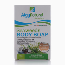 Seaweed VCO Soap Citrus by ALGYNATURAL