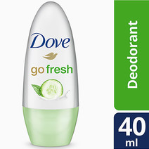 Hero dove deodorant roll on go fresh cucumber 40ml