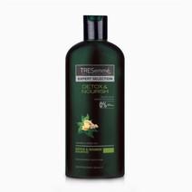 TRESemmé Shampoo Detox & Nourish 340ml by TRESemmé
