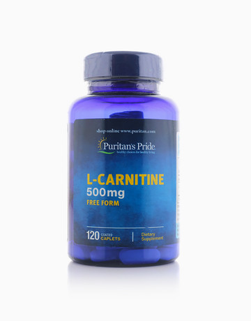 L-Carnitine 500 mg (120 Caps) by Puritan's Pride