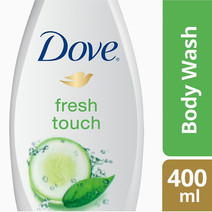 Body Wash Fresh Cool Moisture by Dove