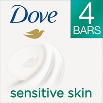 Sensitive Beauty Bar (4 Bars) by Dove