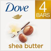 Bar soap shea butter