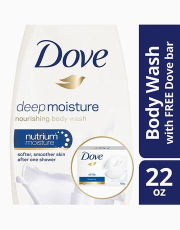 Body Wash Deep Moisture 22oz by Dove