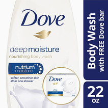 Body Wash Deep Moisture 22oz by Dove