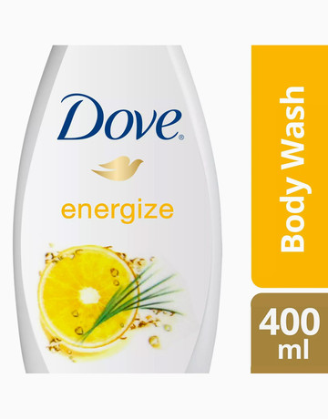 Body Wash Fresh Energize by Dove