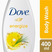 Body wash energize