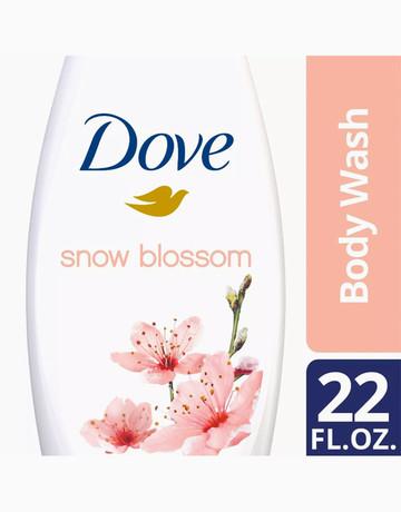 Body Wash Snow Blossom 22oz by Dove