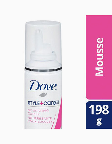 Whipped Cream Mousse (Curls) by Dove