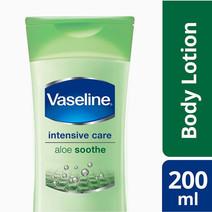 Vaseline Lotion Aloe Cool Fresh 200ml by Vaseline