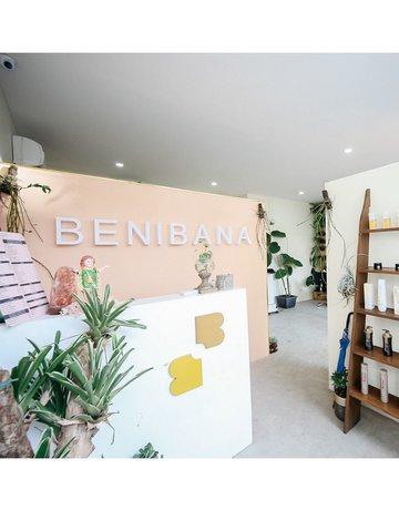 Benibana beauty hub interiors 1