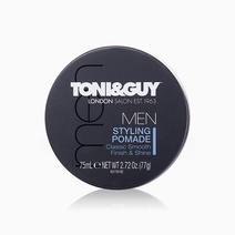 Men Hair Styling Pomade by Toni & Guy