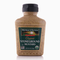 Stoneground Mustard (8oz) by Westbrae