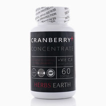 Cranberry+ 3x Concentrate by Herbs of the Earth in