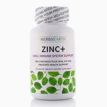 ZINC + (100 Tablets) by Herbs of the Earth