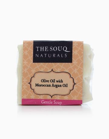 Olive Oil & Argan Soap by Moroccan Argan Oil