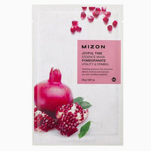 Joyful Time Mask (Pomegranate) by Mizon in