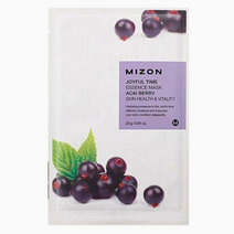 Joyful Time Mask (Acai Berry) by Mizon in