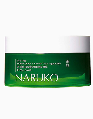 Tea Tree Shine Control Night by Naruko