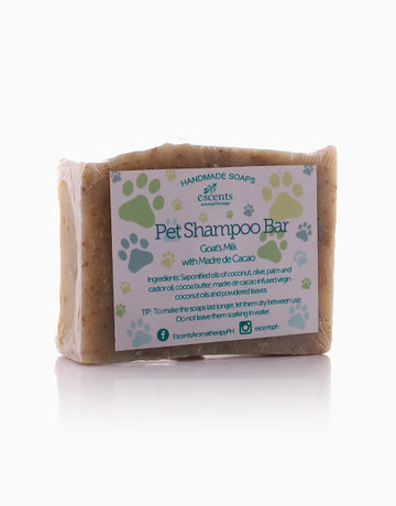 Goats Milk with Madre de Cacao Pet Soap by Escents PH