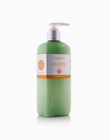 Aloe Nourishing Conditioner by Aloderma