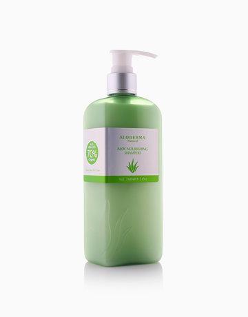 Aloe Nourishing Shampoo by Aloderma