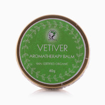 Vetiver Aromatherapy Balm by Leiania House of Beauty in