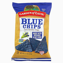 Blue Corn Tortilla Chips (8.1oz) by Garden of Eatin'