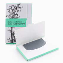 Bamboo Charcoal Facial Paper by Urban Leaves in