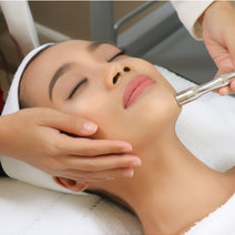 Facial with Microdermabrasion + Iontophoresis + Mask by Levana Dermatology Clinic