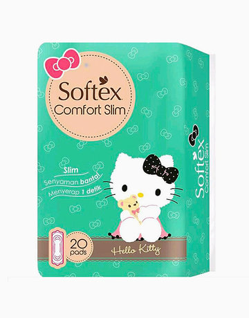 43e2a90ed Slim Non-Wing 23cm (20pads) by Softex Products | BeautyMNL