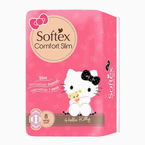 Slim with Wings 23cm (8 pads) by Softex in