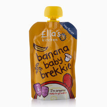 Banana Baby Brekkie (100g) by Ella's Kitchen