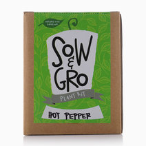Hot Pepper Plant Kit by Sow and Gro