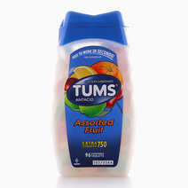 Tums Antacid Assorted Fruit 750mg (96 Tabs) by Tums