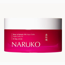 Rose & Aqua-In Night Gelly by Naruko in
