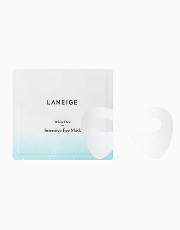 White Dew Intensive Eye Mask by Laneige