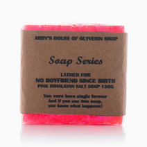 Soap Series: Himalayan Pink Salt Soap by Abby's House Of Glycerin