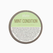 Mint Condition Clay Cleanser & Mask by Haru Artisan Soaperie