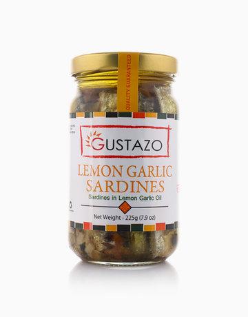 Lemon Garlic Sardines (225g) by Gustazo