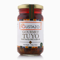 Gourmet Tuyo in Olive Oil (225g) by Gustazo in